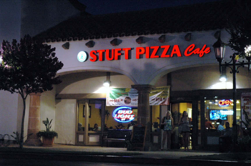 STUFT PIZZA RANCHO CUCAMONGA (909)989-9801
